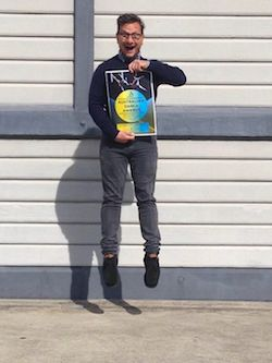 Anton jumps for the Australian Dance Awards!
