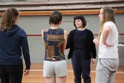 fLiNG Physical Theatre. Photo courtesy of fLiNG.