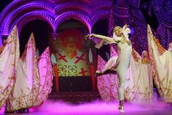 Kostroma dance show tours Australia