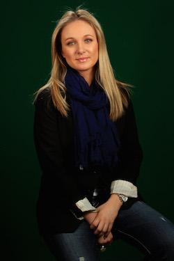 Kostroma's Tour Producer Maria Veshkina