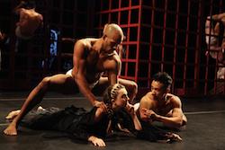 "Cedar Lake Contemporary Ballet - ""Orbo Novo"" - Choreography by Sidi Larbi Cherkaoui. BAM Howard Gilman Opera House. June 11, 2014. Photo by Julieta Cervantes."