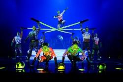 Cirque du Soliel's 'Totem'.