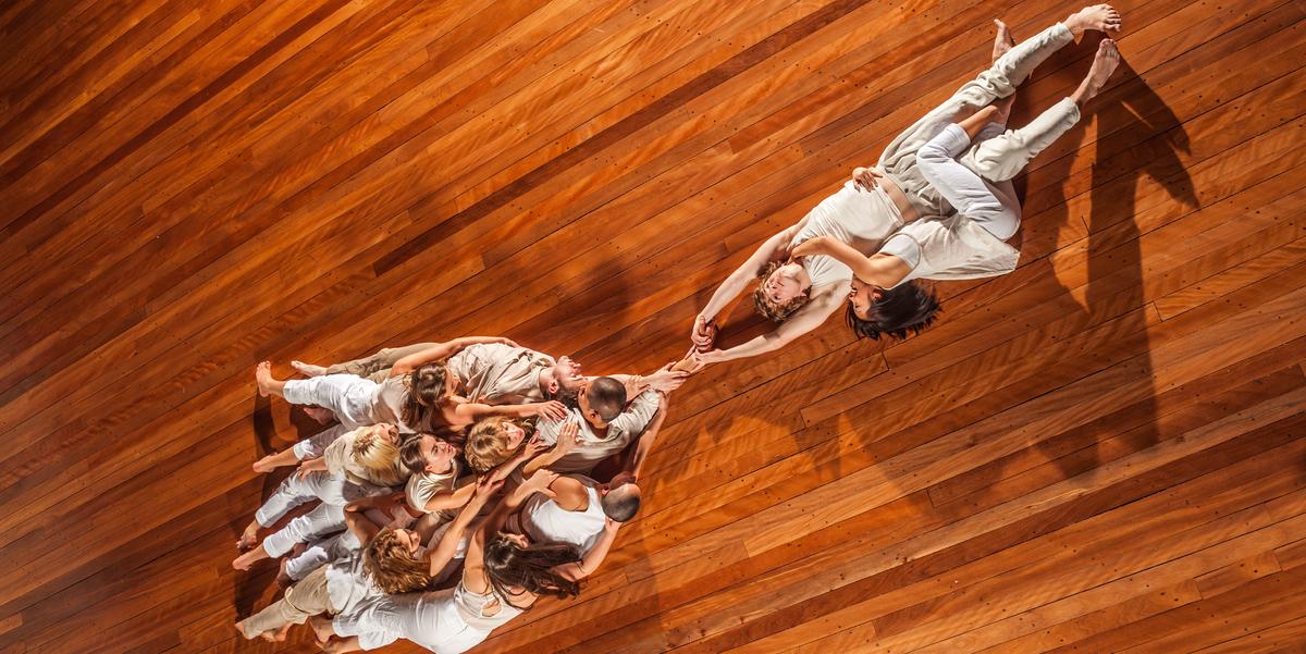 NZSD dancers