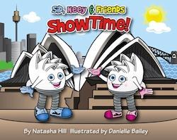 Sid & Neey, the Sydney Opera House Kids.