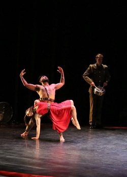 New Zealand Dance Company's 'Rotunda'.