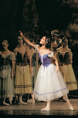 'Giselle' by St Petersburg Ballet