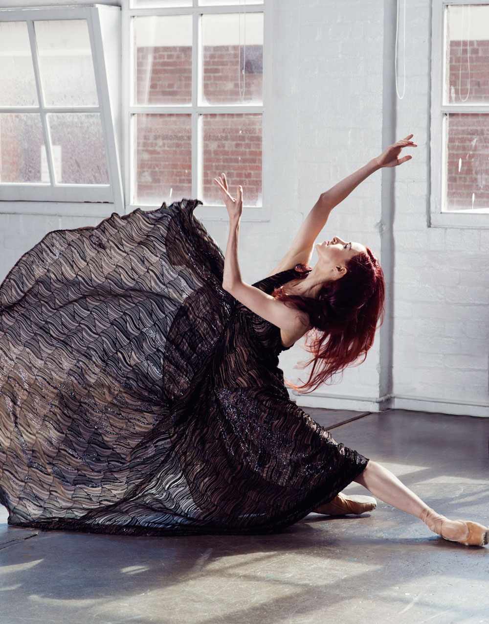 Dancer and author