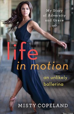 Life in Motion misty copeland