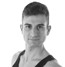 Melbourne City Ballet's Michael Pappalardo