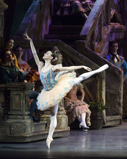 American Ballet Theatre Soloist Skylar Brandt