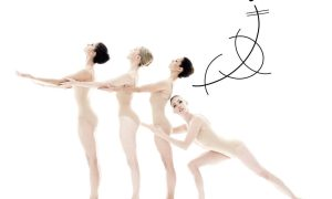 DanceBourne Arts presents 'Pointe, Line and Surface'