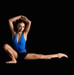 Dancer Teagan Lowe