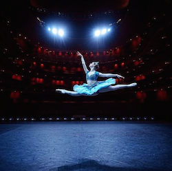 Laurretta Summerscales, English National Ballet.