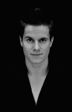 Mitchell Turnbull, Founder and Artistic Director of Limitless Dance Company