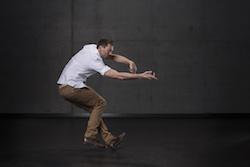New Breed 2015 choreographer Bernhard Knauer