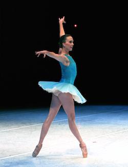 Pacific Northwest Ballet Soloist Kylee Kitchens