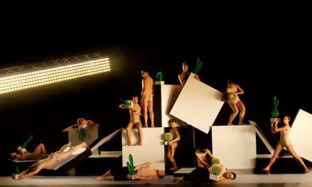 Royal New Zealand Ballet's 'Speed of Light/Cacti'