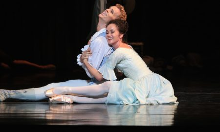 Lucinda Dunn & Adam Bull in 'Manon', The Australian Ballet