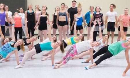 Dance 16 Summer Dance. Photo courtesy of RAD SA.