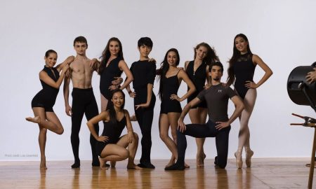 Joffrey Ballet Concert Group. Photo by Lois Greenfield