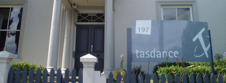 Tasdance premises