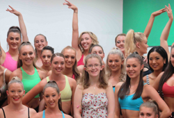 Bek Goldsmith - Norwegian Cruise Line auditions