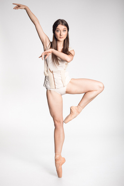 Telstra Ballet Dancer Award Winner