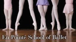 En Pointe School of Ballet. Photo courtesy of En Pointe School of Ballet.