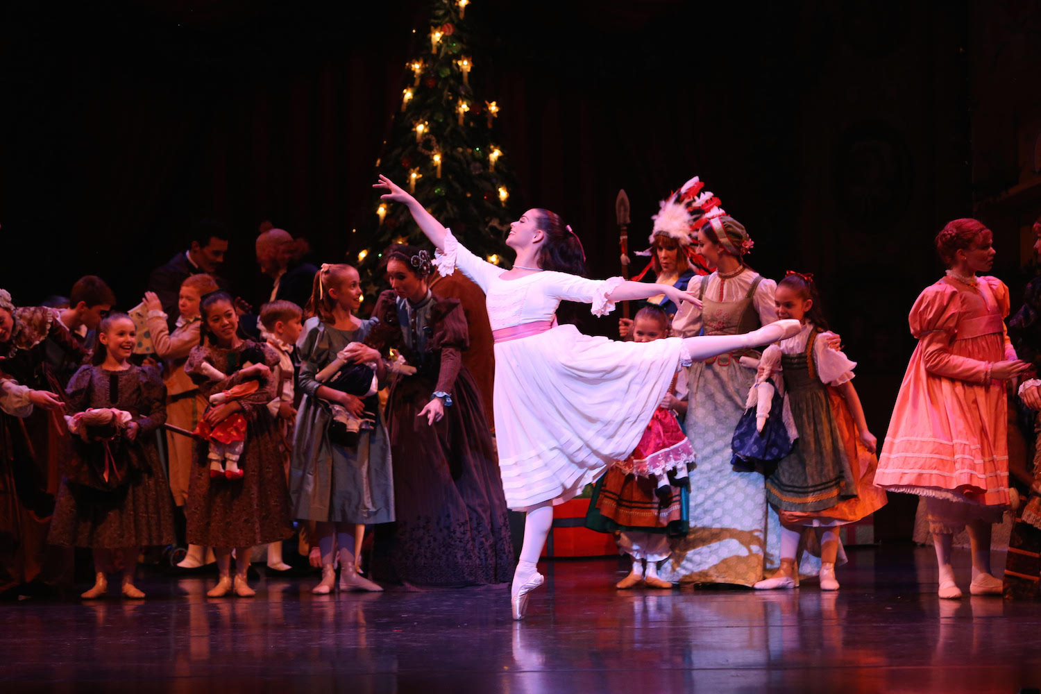 What does the gift of dance mean to you? - Dance Informa Magazine