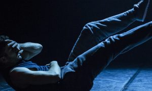 Sydney Dance Company New Breed 'Conform' choreographed by Kristina Chan. Photo by Peter Greig