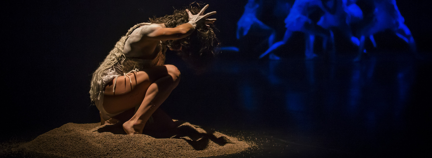 Sydney Dance Company New Breed, Reign. Choreography by Daniel Riely. Photo by y Peter Greig.