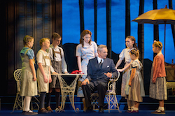 The London Palladium Production of 'The Sound of Music'