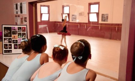 En Pointe School of Ballet. Photo courtesy of En Pointe School of Ballet.