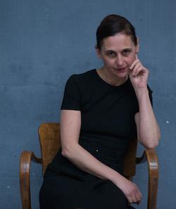Anne Teresa De Keersmaeker. Photo by Anne Van Aerschot.