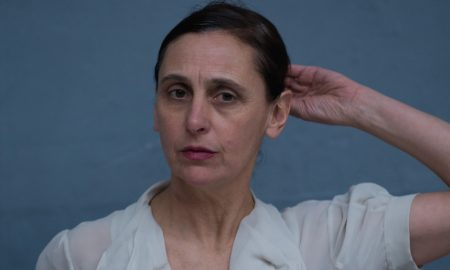 Anne Teresa De Keersmaeker. Photo by Anne Van Aerschot.