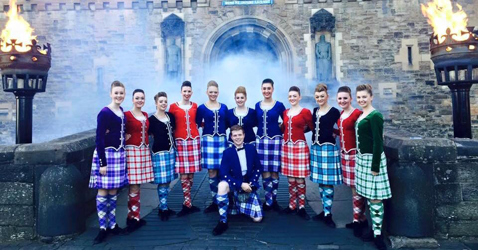 highland dancer mark smith and company come to australia