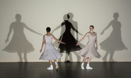 Anne Teresa de Keersmaeker and Tale Dolven perform Fase at 2016 Sydney Festival