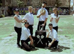 Phly Crew. Photo courtesy of Phly Crew.
