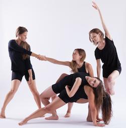 Creative Behaviours Dancers. Photo by Pier Carthew.