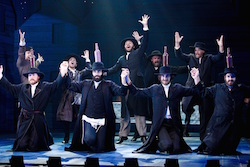 2016 Fiddler on The Roof Australian Production