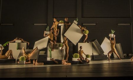 Sydney Dance Company's Cacti (2). Photo by Peter Greig