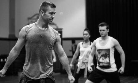 Australian choreographer Ashley Wallen. Photo courtesy of Wallen.