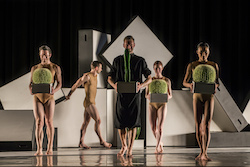 Sydney Dance Company Cacti (5). Photo by Peter Greig