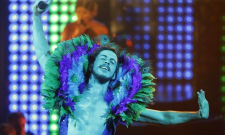 Brandan Maclean in 'Velvet'. Photo by Tony Virgo.