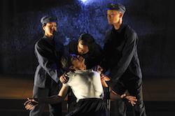 'The Peasant Prince' from Monkey Baa Theatre Company. Photo courtesy of Monkey Baa.