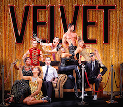 The cast of 'Velvet'. Photo courtesy of 'Velvet'.