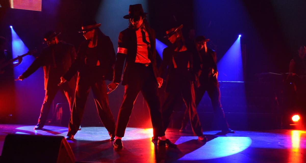 MJ HIStory Tour. Photo courtesy of HIStory.