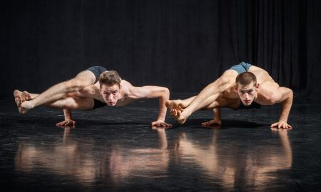 NZSD students Jacob Edmonds & Jag Popham. Photographed by Stephen A'Court