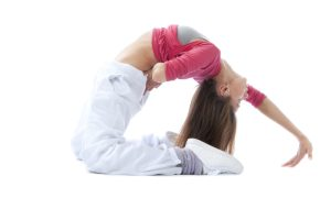 dancer back bend