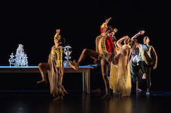 Bangara Dance Theatre's 'Our Land People Stories'. Photo by Wendell Teodoro.